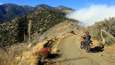Cajon Pass, Baldy Mesa, Silverwood Lake - November 18, 2012