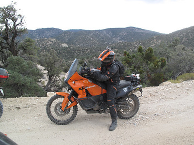Pioneer Town Ride (Big Bear Camp) - October 1-2, 2011