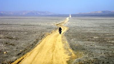 Carrizo Plain & Pozo - January 28-29, 2012